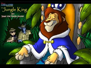 Hewy's Animated Movie Reviews #77 The Jungle King (Ft. Isaac The Media Hunter)