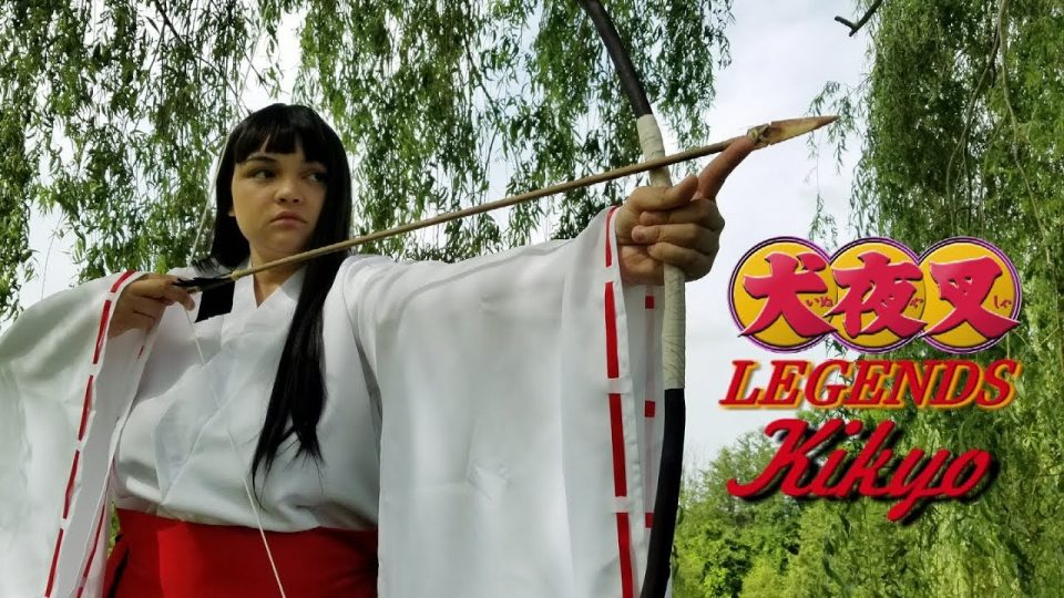 KIKYO: LEGENDS - A Cosplay Music Video (Ft. LunachiBunnie Cosplay)