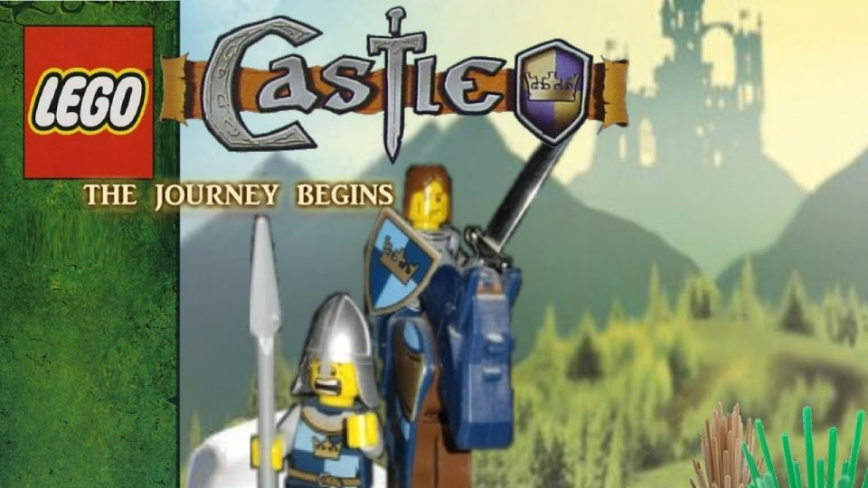 LEGO Castle - Chapter XI - The Journey Begins