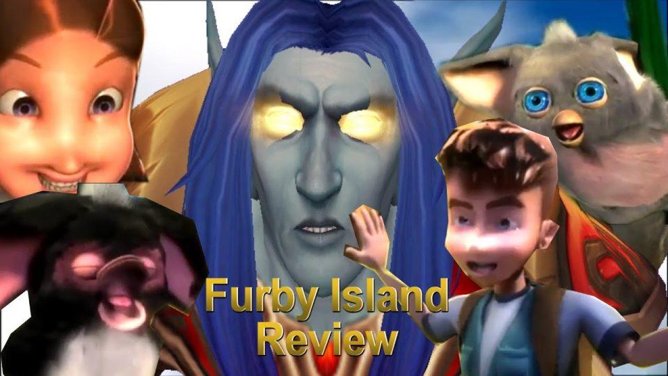 Media Hunter - Furby Island Review