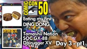 San Diego Comic Con (2019) Day 3 –  Mega Jay Retro