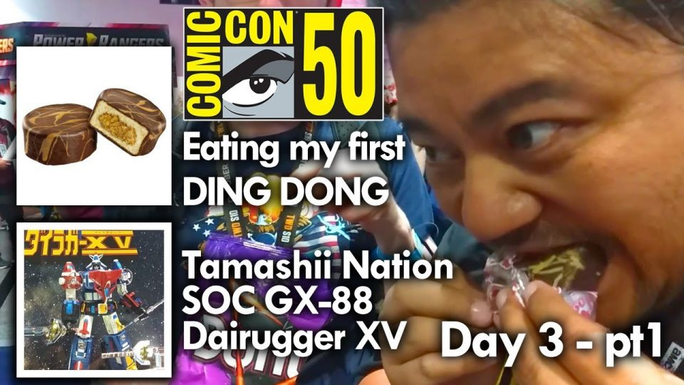 SDCC Day 3 San Diego Comic Con 2019 Mega Jay Retro 60fps