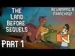 How Would Fix: The Land Before Time Franchise – The Fall of the Great Light – Part 1 – RAISORBLADE