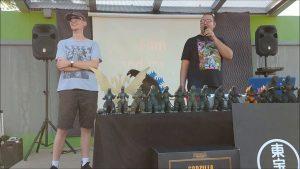 1st Ever Tucson Arizona Godzilla Festival! CHRIS KAIZEN