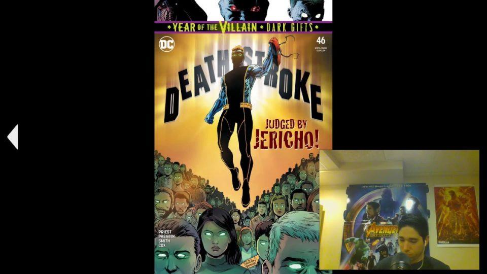 Deathstroke (2016-) #46 Review
