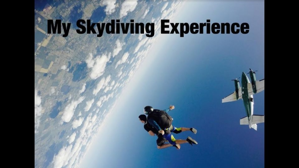 My Skydiving Experience