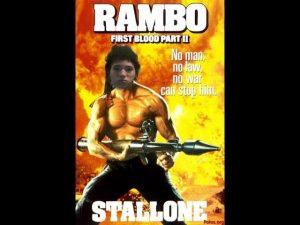 Rambo Rewatch: Rambo First Blood Part II – JTISREBORN