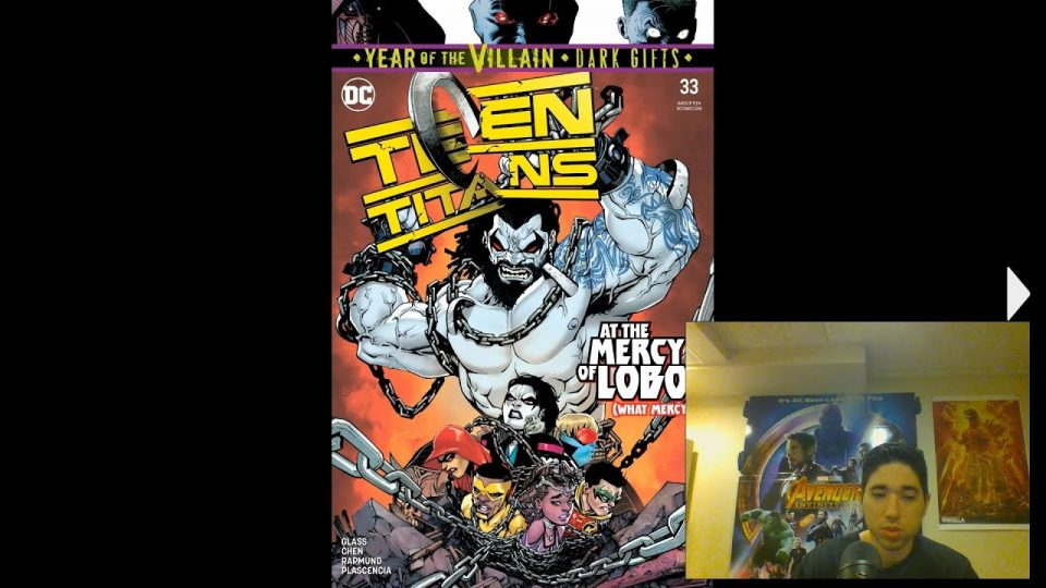 Teen Titans (2016-) #33 Review
