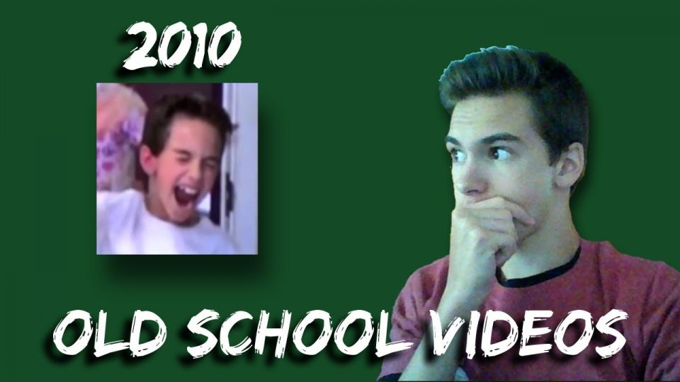 Watching my 3rd Grade School Video! | First Time Seeing!
