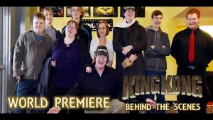 34. WORLD PREMIERE! King Kong (2016) Fan Film – BEHIND THE SCENES