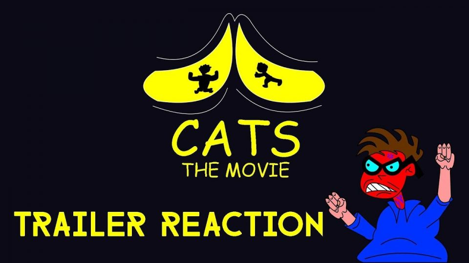 CATS: THE MOVIE - Trailer Reaction Video