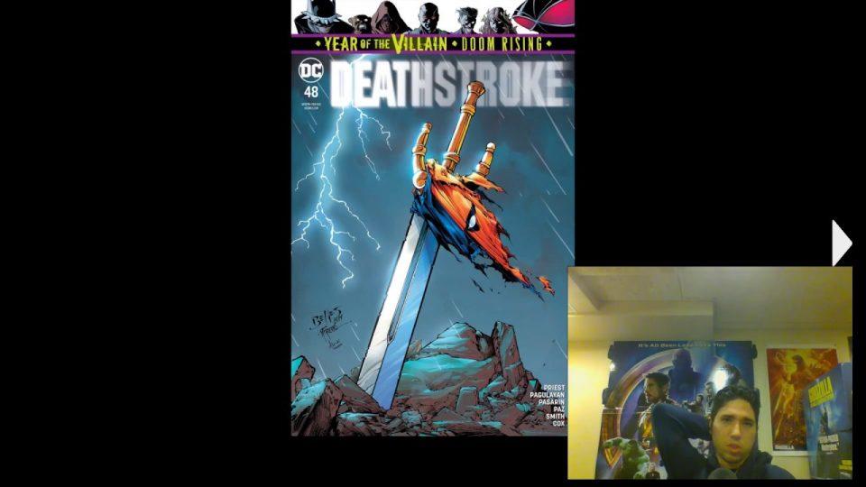 Deathstroke (2016-) #48 Review