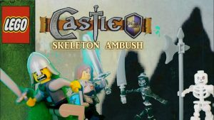 LEGO Castle – Chapter XII – Skeleton Ambush