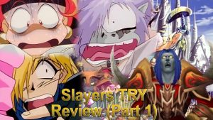 Media Hunter – Slayers TRY Review Part 1