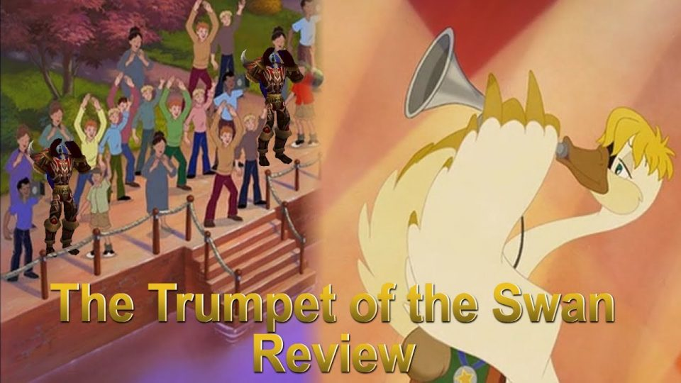 Media Hunter - The Trumpet of the Swan Review