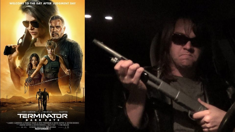 Opening Night - TERMINATOR: DARK FATE...It's WORSE then Genesys...How Is That Possible?