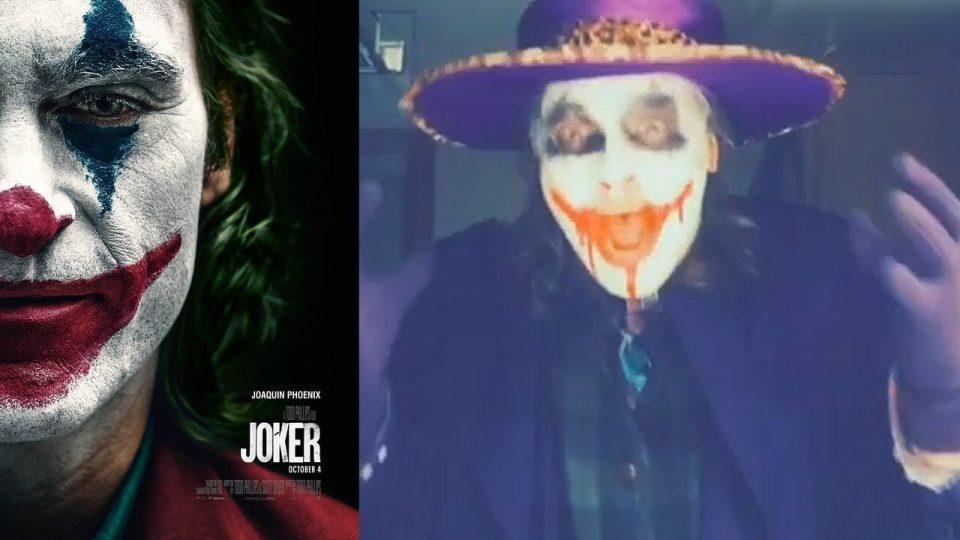 Opening Night - JOKER