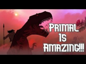 Primal is ALREADY a modern animated masterpiece! RAISERBLADE REVIEWS