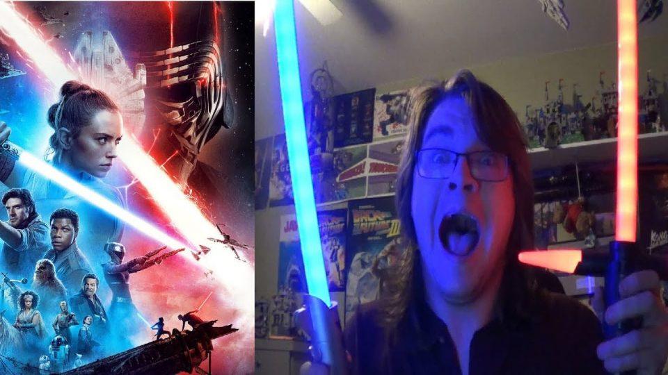 Star Wars: The Rise Of Skywalker - FINAL TRAILER REACTION!