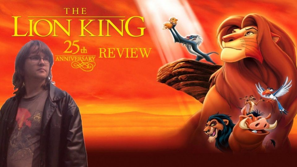 The Lion King (1994) 25th Anniversary - BIGJACKFILMS REVIEW