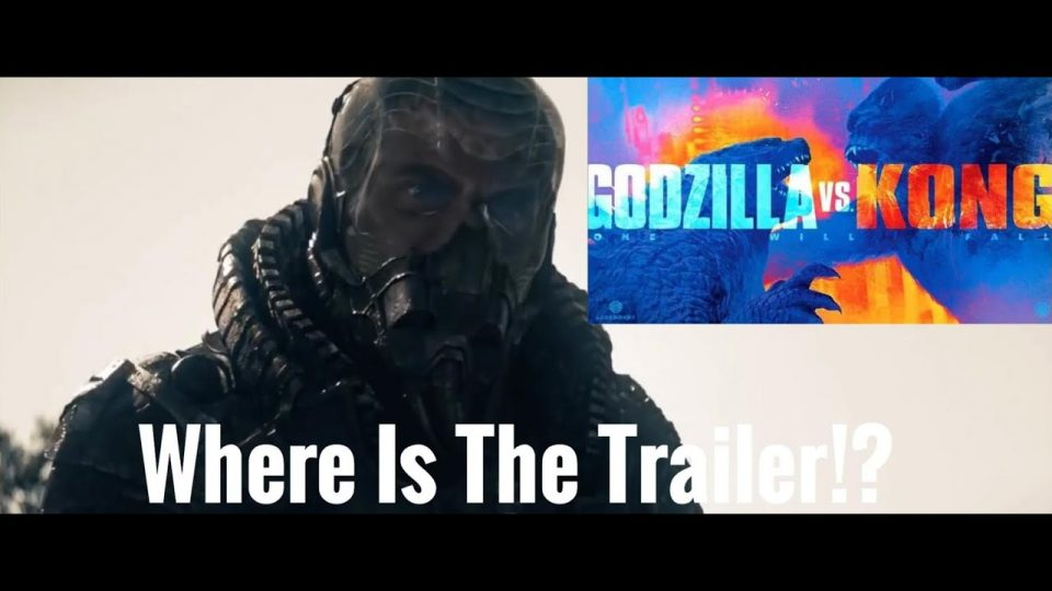 When Will The Godzilla Vs Kong Trailer Drop?