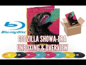 Godzilla The Criterion Collection Unboxing And Overview – JTISREBORN