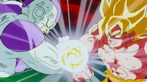 Goku Vs Frieza AMV – Bring me to life (Dragon Ball Music Video) QUEEN18