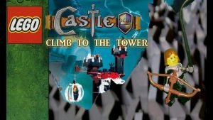 LEGO Castle – Chapter XIV – Climb To The Tower