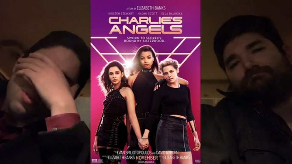 Opening Night - CHARLIE'S ANGELS (2019) Is An Asswipe Of Nothing!