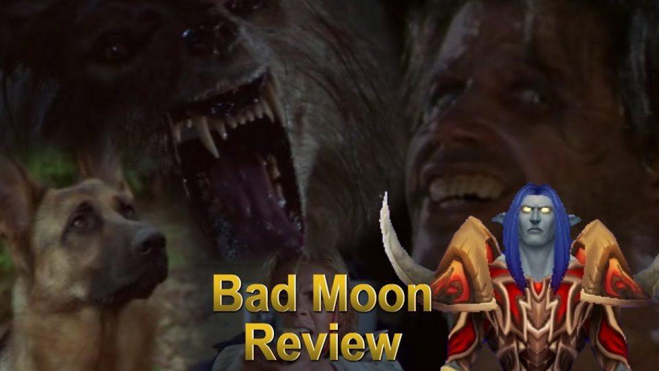 Media Hunter - Werewolf-athon: Prowlin' Through The 90s - Bad Moon Review