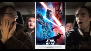 Opening Night – STAR WARS: THE RISE OF SKYWALKER…JJ STUCK THE LANDING!