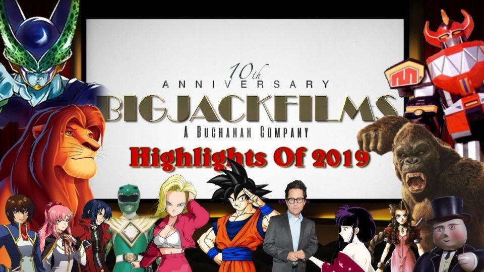 BIGJACKFILMS Highlights of 2019