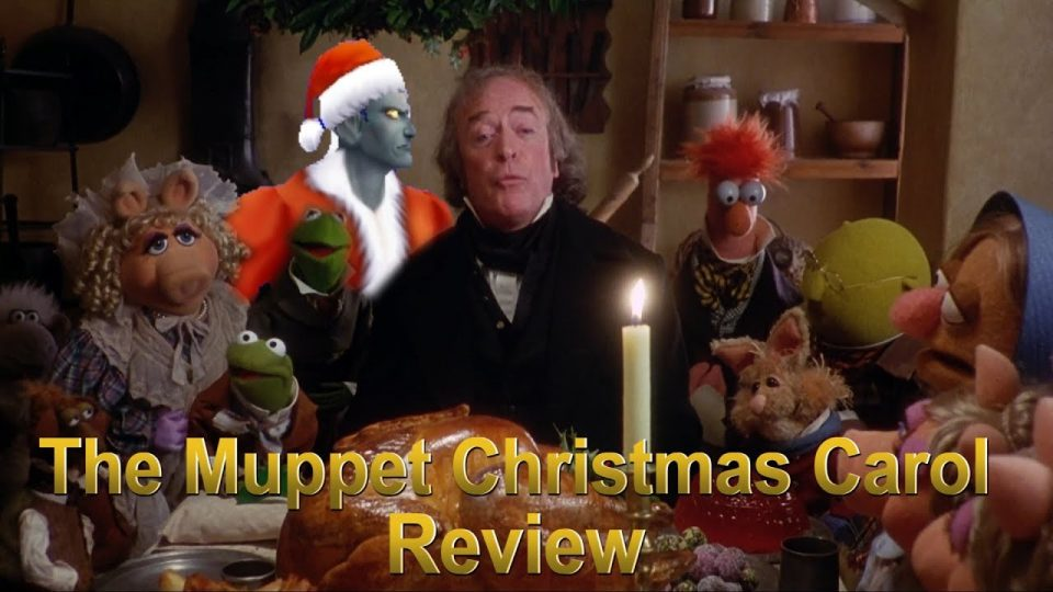 Media Hunter - The Muppet Christmas Carol Review