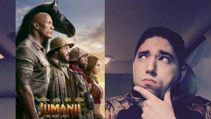 Opening Night – JUMANJI 3: The Next Level (2019) AN AVERAGE THREEQUEL