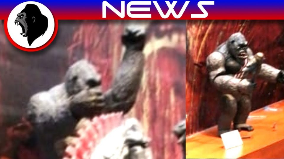 Godzilla/Kong/MechaGodzilla Toy Leak Discussion | Godzilla vs Kong