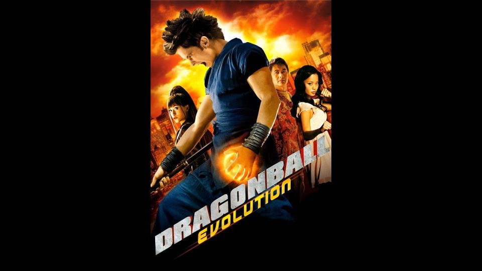 Unscripted, Unhinged, & Uncut: Dragonball Evolution