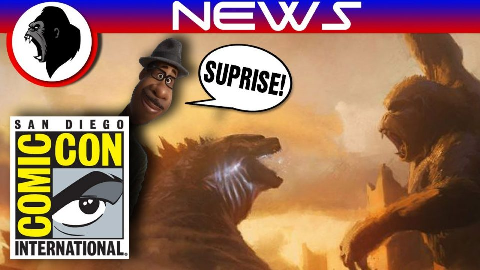 "Is Godzilla vs Kong Doomed? No | SDCC Cancelled/'Soul"" Moves to Nov 20th 