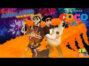 Hewy's Animated Movie Reviews #82 Coco