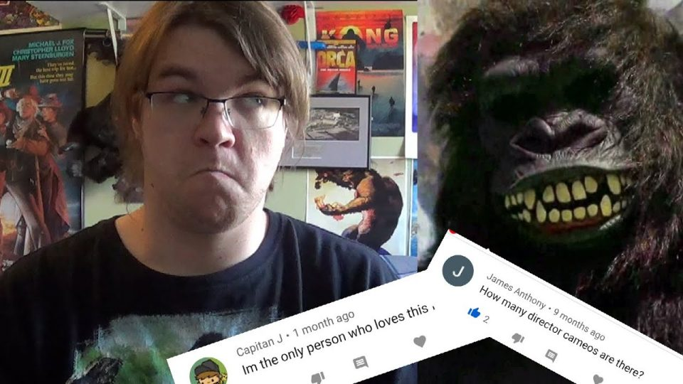 King Kong FanMake - READING YOUTUBE COMMENTS