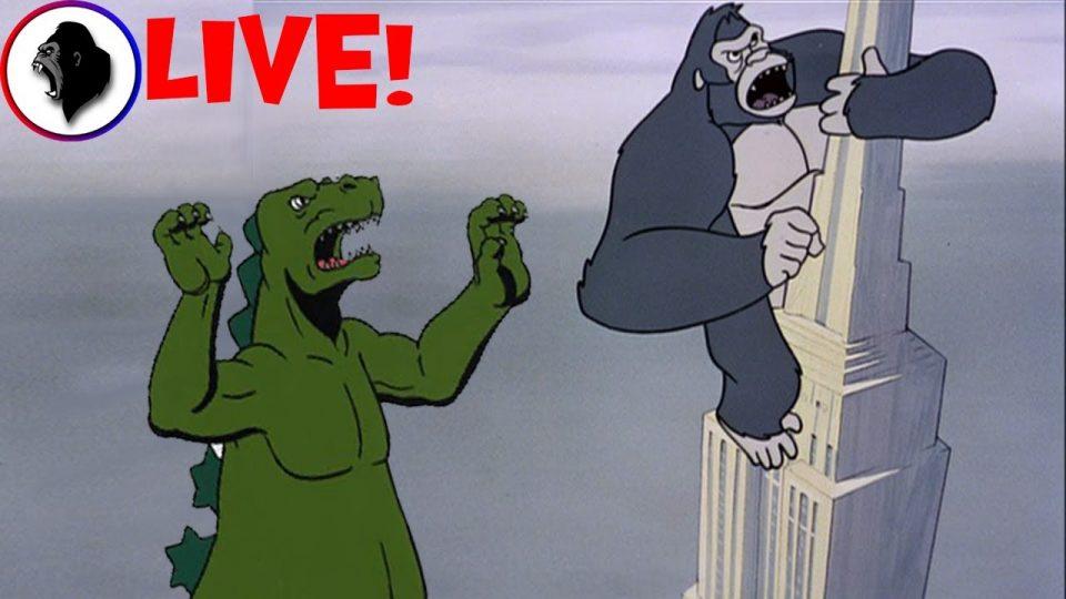 Let's Talk Godzilla, Kong, Gamera ANYTHING! Live Chat!