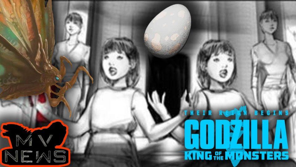 Mothra End Credit Scene Revealed for Godzilla: KOTM | MonsterVerse News
