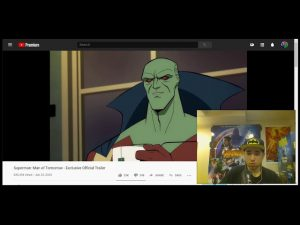 Superman:Man of Tomorrow – Trailer Reaction – JTISREBORN