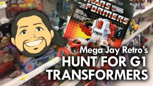 Toy Hunting with Mega Jay Retro (June 26th 2020)