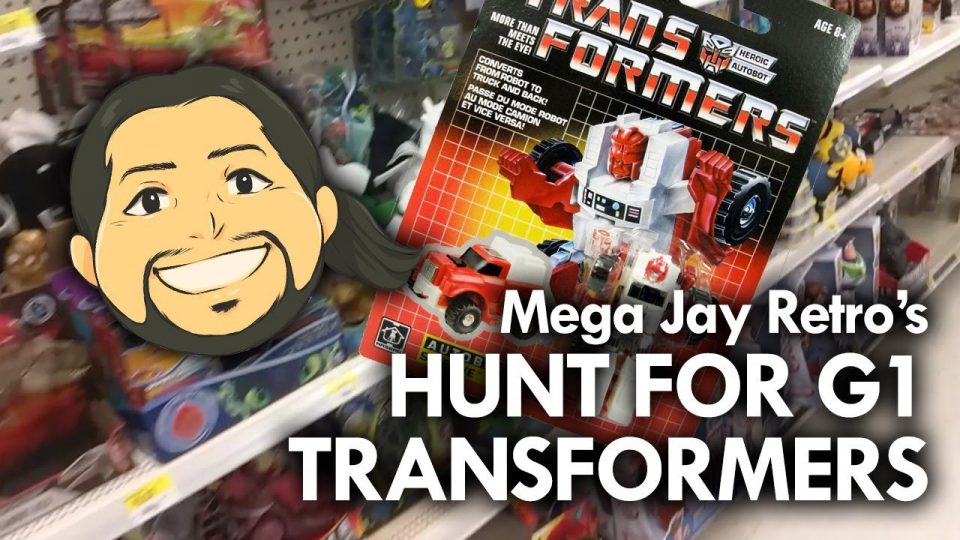 Toy Hunting with mega Jay June 26th 2020