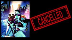 DC Cancels Teen Titans! JTISREBORN