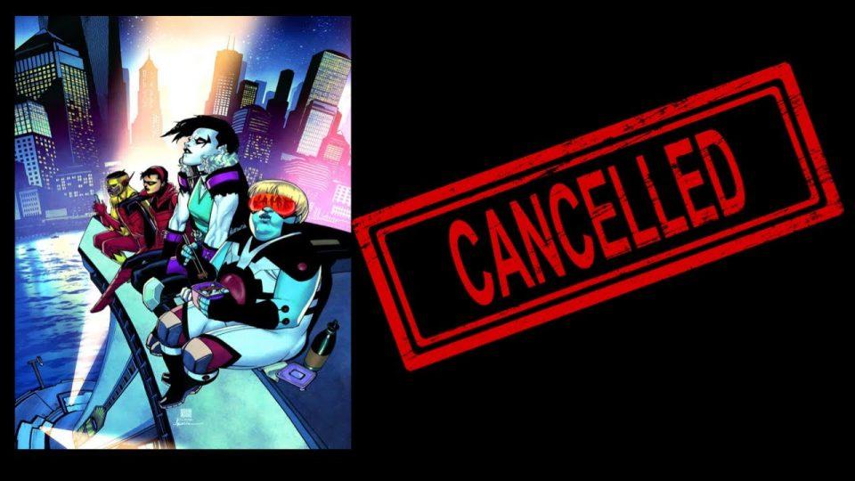DC Cancels Teen Titans