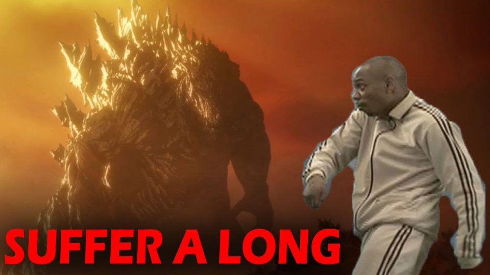 Godzilla Monster Planet SUFFER-A-LONG Party with Sean