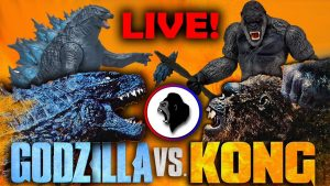 Godzilla vs Kong – Live Discussion… ALL the News! KAIJU NETWORK