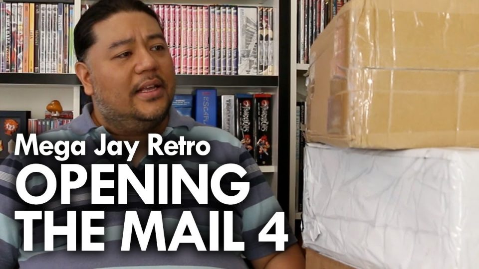 Mail Time With Mega Jay Retro July 29th 2020