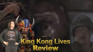 Media Hunter and BigJackFilms – King Kong Lives Review
